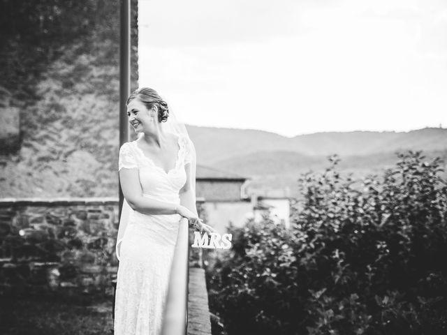 Il matrimonio di Andrea e Tanya a Arezzo, Arezzo 57