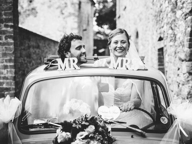 Il matrimonio di Andrea e Tanya a Arezzo, Arezzo 58