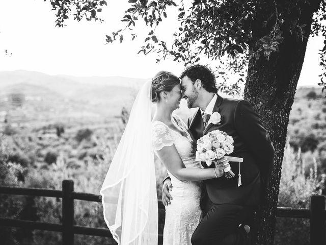 Il matrimonio di Andrea e Tanya a Arezzo, Arezzo 59