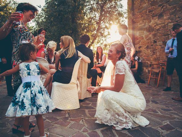 Il matrimonio di Andrea e Tanya a Arezzo, Arezzo 65