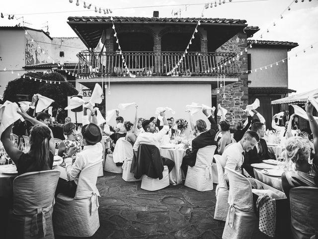 Il matrimonio di Andrea e Tanya a Arezzo, Arezzo 72