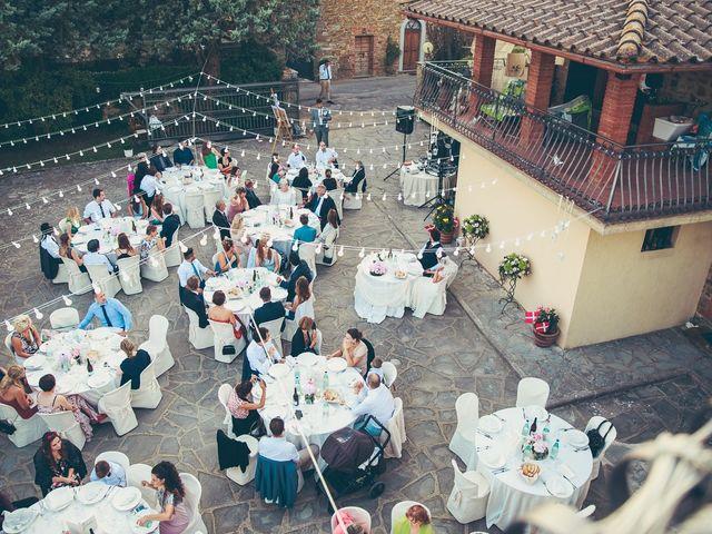 Il matrimonio di Andrea e Tanya a Arezzo, Arezzo 73