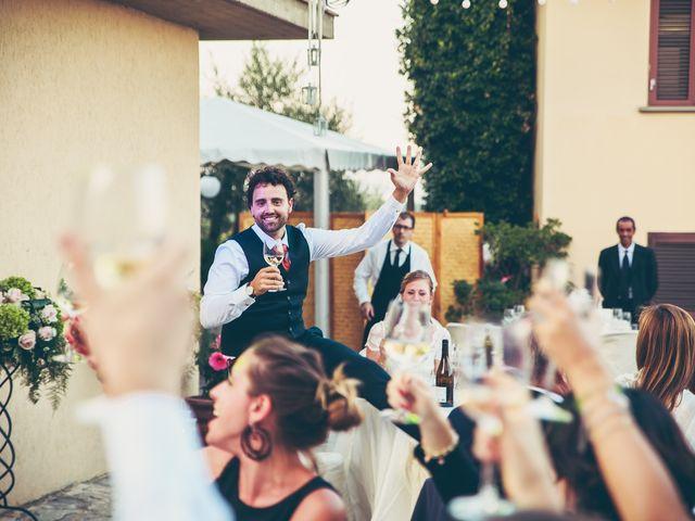 Il matrimonio di Andrea e Tanya a Arezzo, Arezzo 74