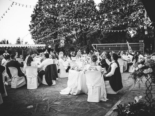 Il matrimonio di Andrea e Tanya a Arezzo, Arezzo 76