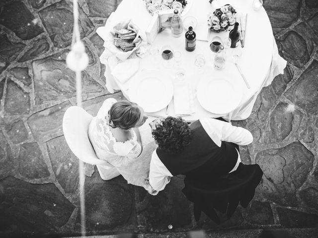Il matrimonio di Andrea e Tanya a Arezzo, Arezzo 77