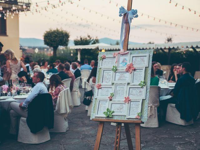 Il matrimonio di Andrea e Tanya a Arezzo, Arezzo 78