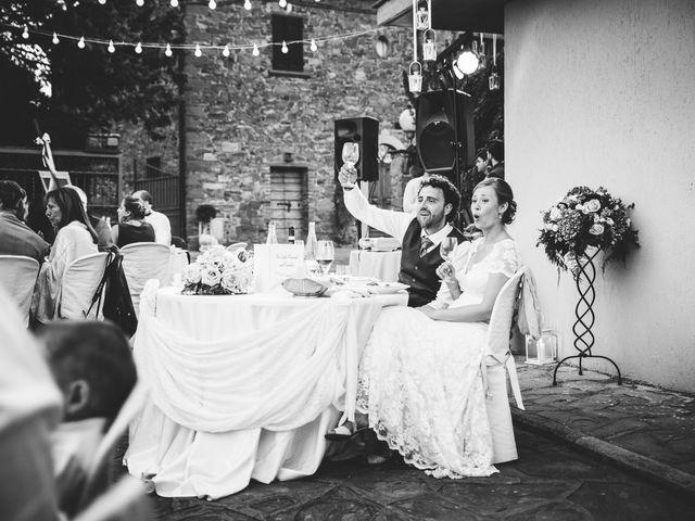 Il matrimonio di Andrea e Tanya a Arezzo, Arezzo 79