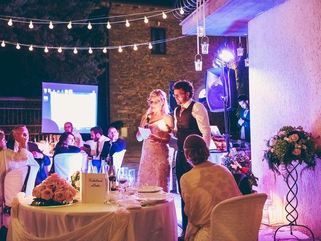Il matrimonio di Andrea e Tanya a Arezzo, Arezzo 82