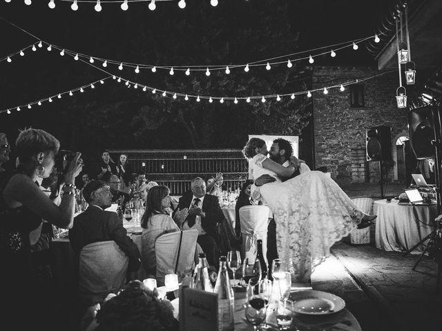 Il matrimonio di Andrea e Tanya a Arezzo, Arezzo 87