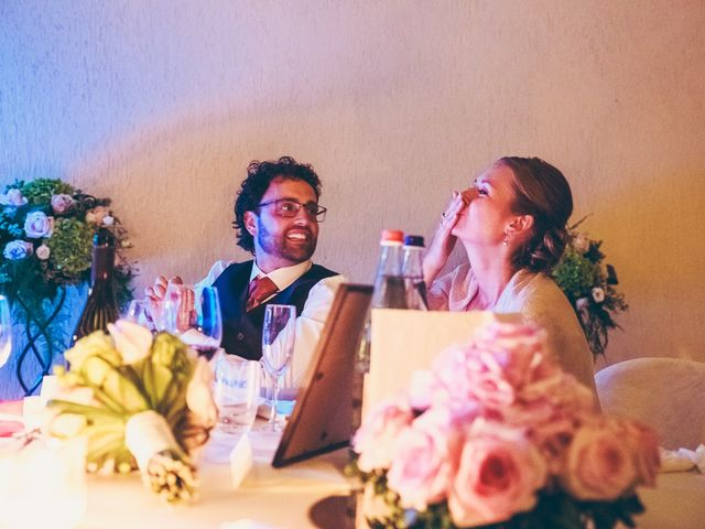 Il matrimonio di Andrea e Tanya a Arezzo, Arezzo 89