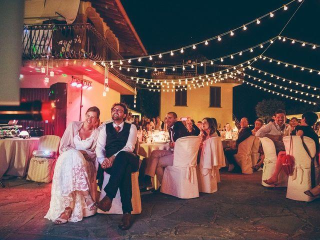 Il matrimonio di Andrea e Tanya a Arezzo, Arezzo 91