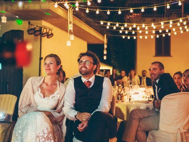 Il matrimonio di Andrea e Tanya a Arezzo, Arezzo 92