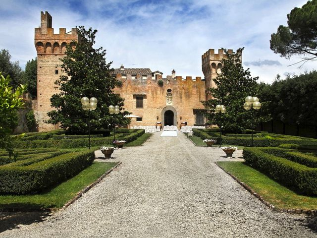 Il matrimonio di Jide e Kathleen a Castelfiorentino, Firenze 3