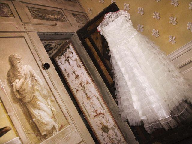 Il matrimonio di Jide e Kathleen a Castelfiorentino, Firenze 4