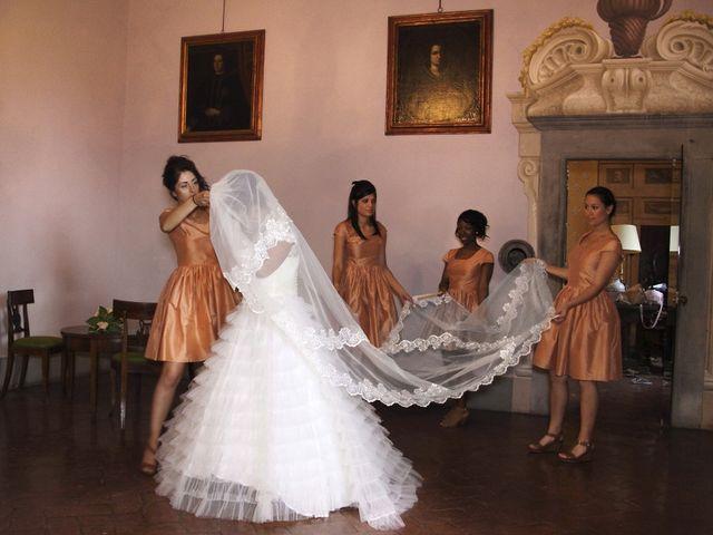 Il matrimonio di Jide e Kathleen a Castelfiorentino, Firenze 9