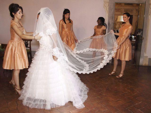 Il matrimonio di Jide e Kathleen a Castelfiorentino, Firenze 10