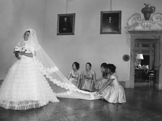 Il matrimonio di Jide e Kathleen a Castelfiorentino, Firenze 11