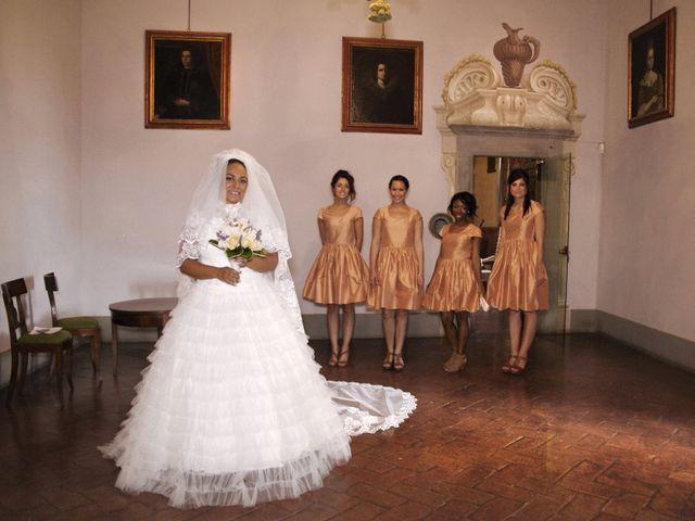 Il matrimonio di Jide e Kathleen a Castelfiorentino, Firenze 12