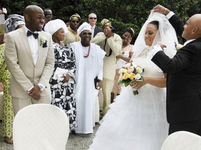 Il matrimonio di Jide e Kathleen a Castelfiorentino, Firenze 15