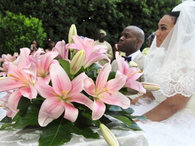 Il matrimonio di Jide e Kathleen a Castelfiorentino, Firenze 23