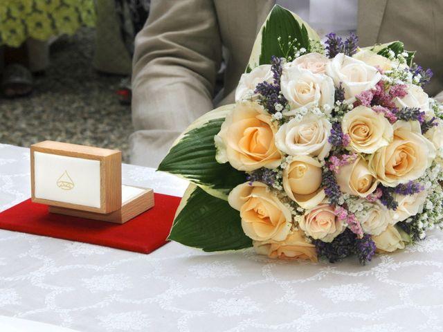 Il matrimonio di Jide e Kathleen a Castelfiorentino, Firenze 24