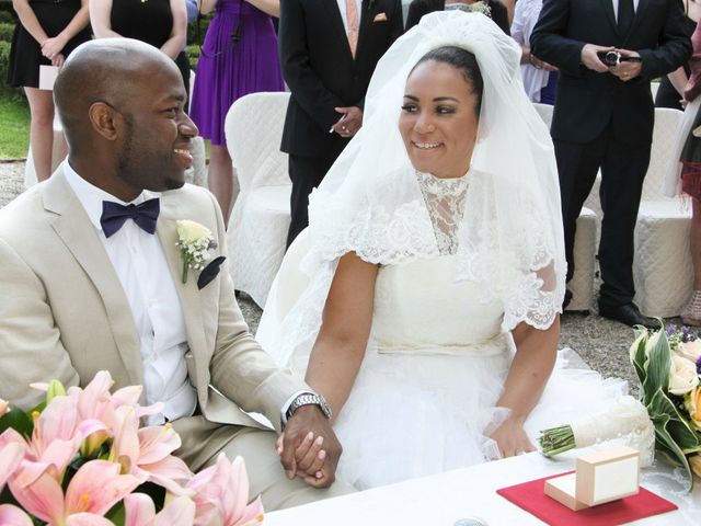 Il matrimonio di Jide e Kathleen a Castelfiorentino, Firenze 27