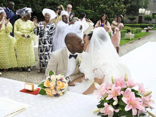 Il matrimonio di Jide e Kathleen a Castelfiorentino, Firenze 29