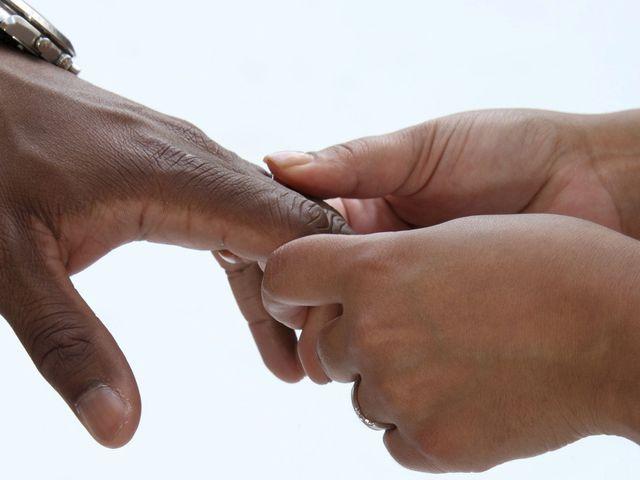 Il matrimonio di Jide e Kathleen a Castelfiorentino, Firenze 31