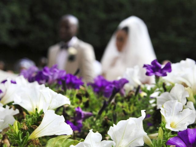 Il matrimonio di Jide e Kathleen a Castelfiorentino, Firenze 32