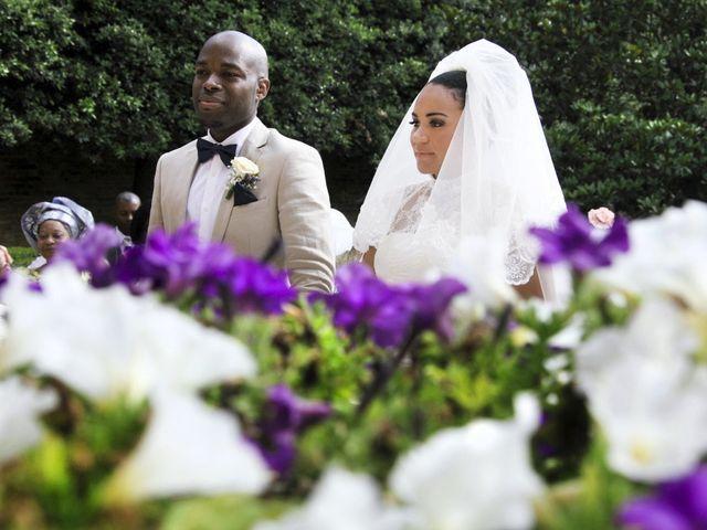 Il matrimonio di Jide e Kathleen a Castelfiorentino, Firenze 33