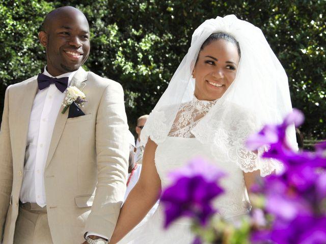 Il matrimonio di Jide e Kathleen a Castelfiorentino, Firenze 34