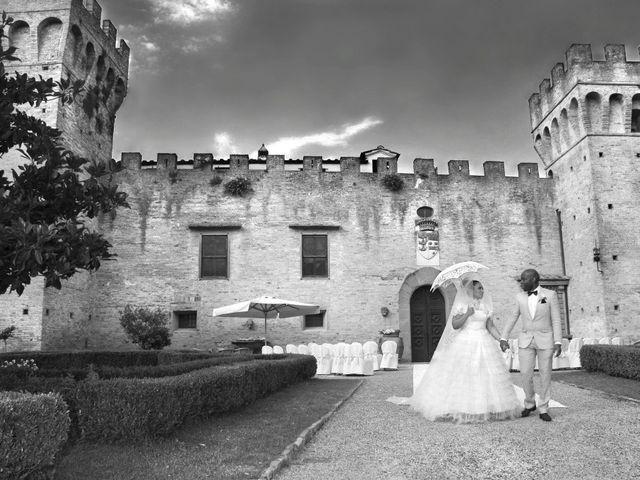 Le nozze di Kathleen e Jide