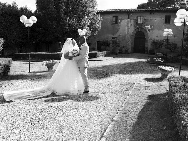 Il matrimonio di Jide e Kathleen a Castelfiorentino, Firenze 39