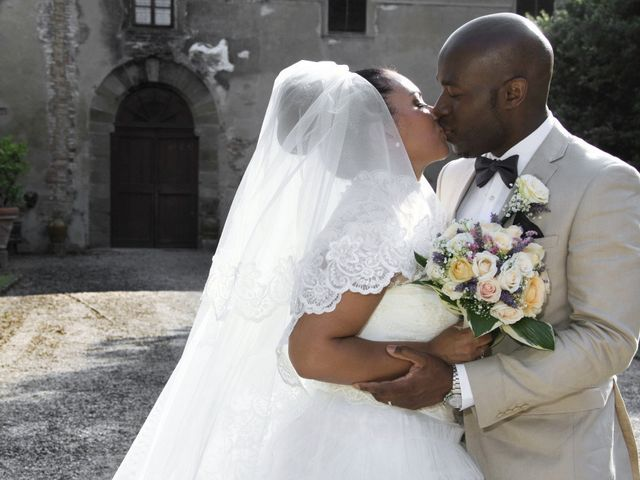 Il matrimonio di Jide e Kathleen a Castelfiorentino, Firenze 40