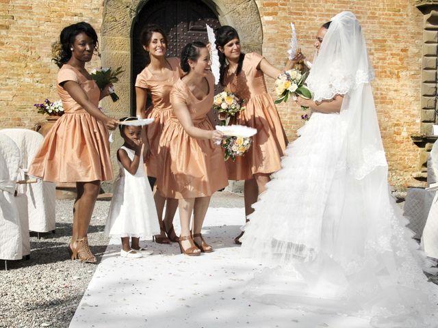 Il matrimonio di Jide e Kathleen a Castelfiorentino, Firenze 44