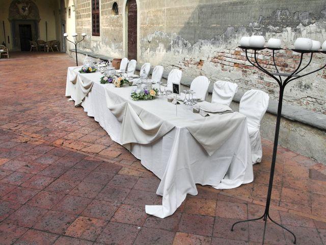 Il matrimonio di Jide e Kathleen a Castelfiorentino, Firenze 47