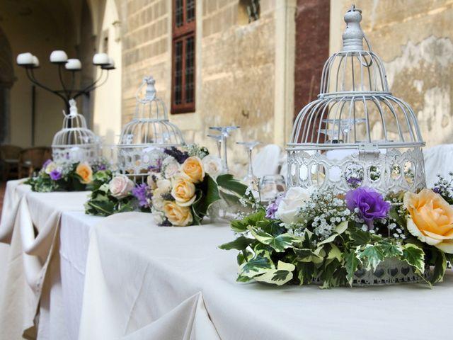 Il matrimonio di Jide e Kathleen a Castelfiorentino, Firenze 51