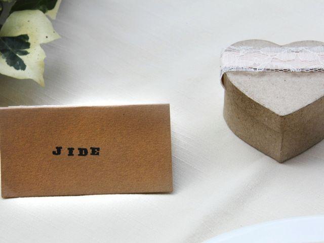 Il matrimonio di Jide e Kathleen a Castelfiorentino, Firenze 53