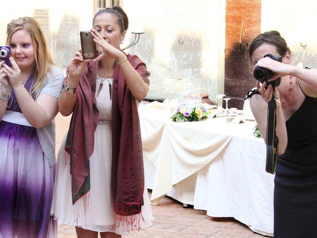 Il matrimonio di Jide e Kathleen a Castelfiorentino, Firenze 57