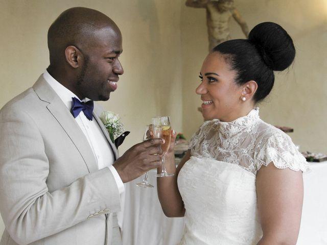 Il matrimonio di Jide e Kathleen a Castelfiorentino, Firenze 58