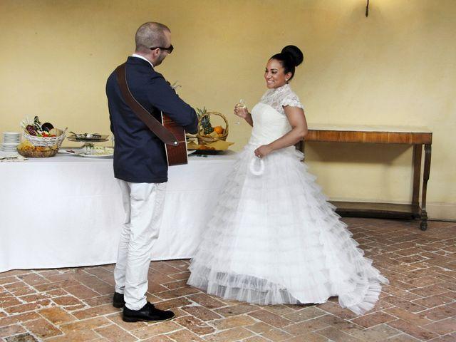 Il matrimonio di Jide e Kathleen a Castelfiorentino, Firenze 59