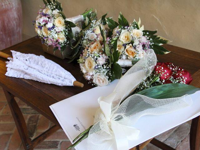 Il matrimonio di Jide e Kathleen a Castelfiorentino, Firenze 61