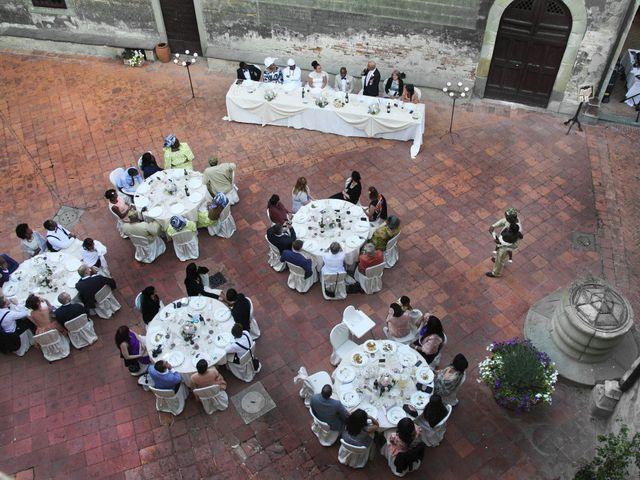 Il matrimonio di Jide e Kathleen a Castelfiorentino, Firenze 62