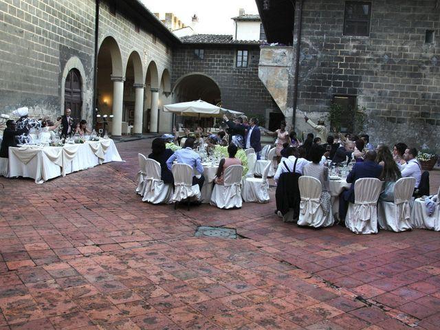 Il matrimonio di Jide e Kathleen a Castelfiorentino, Firenze 63