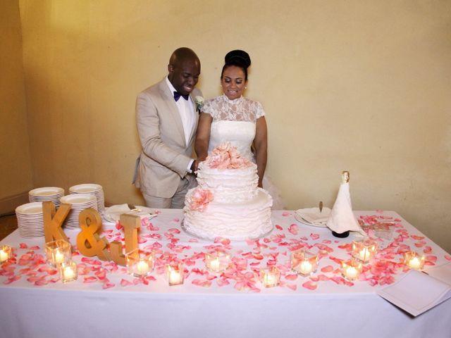 Il matrimonio di Jide e Kathleen a Castelfiorentino, Firenze 66