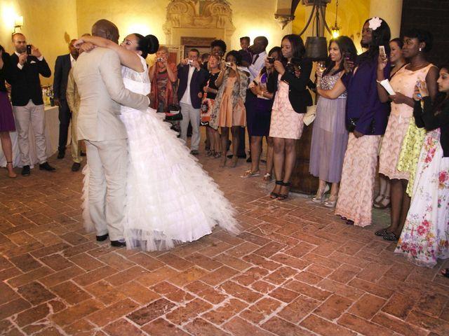 Il matrimonio di Jide e Kathleen a Castelfiorentino, Firenze 70