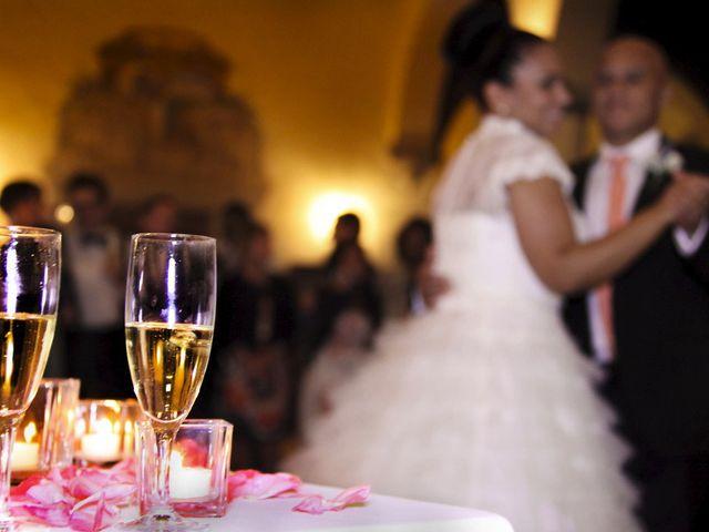 Il matrimonio di Jide e Kathleen a Castelfiorentino, Firenze 72