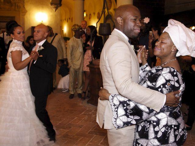 Il matrimonio di Jide e Kathleen a Castelfiorentino, Firenze 73