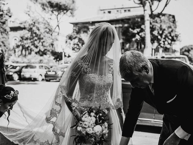 Il matrimonio di Francesco e Lucia a Roma, Roma 35