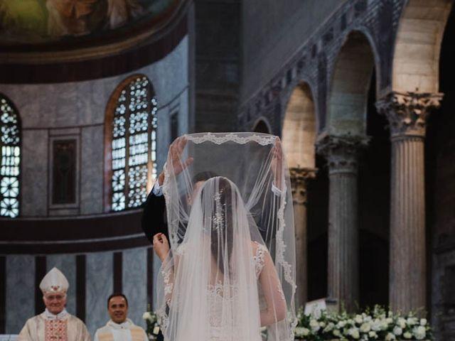 Il matrimonio di Francesco e Lucia a Roma, Roma 40